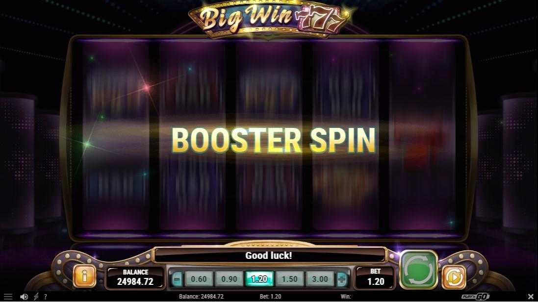 Слот Big Win 777 играть