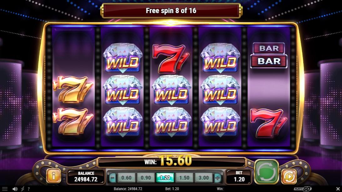 Онлайн слот Big Win 777