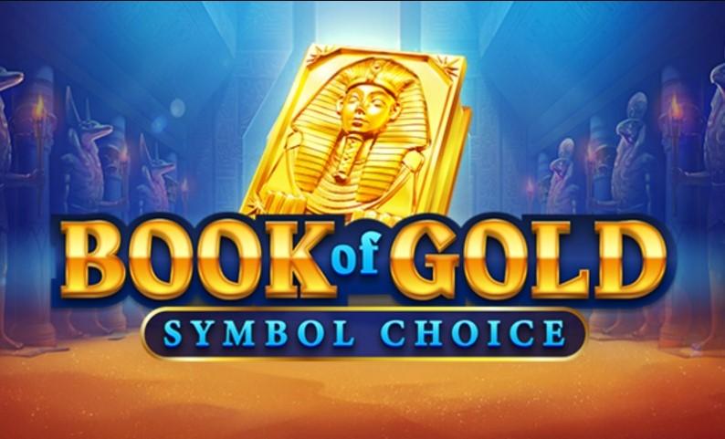 Играть Book of Gold Symbol Choice бесплатно