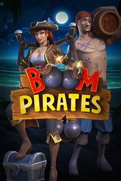 Играть Boom Pirates онлайн