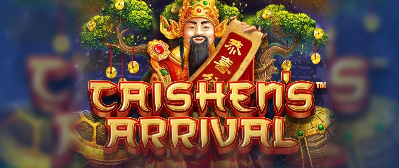 Играть Caishen's Arrival бесплатно