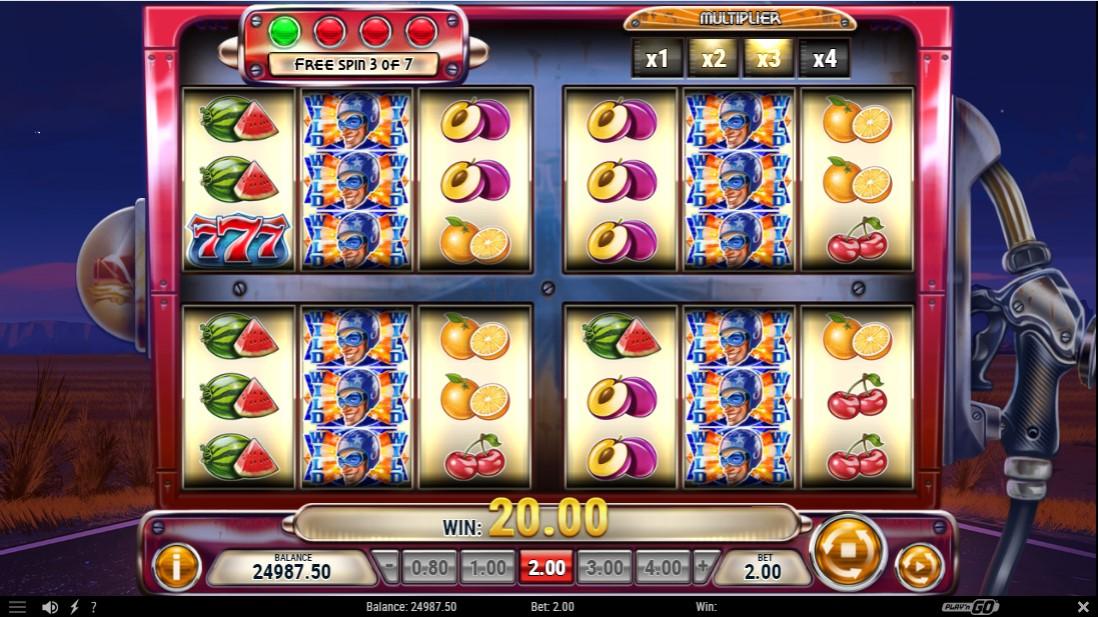 Игровой автомат Cash Pump