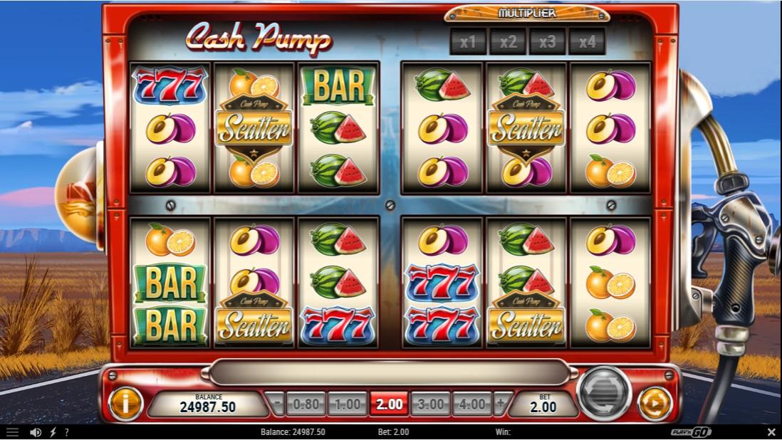 Cash Pump онлайн слот