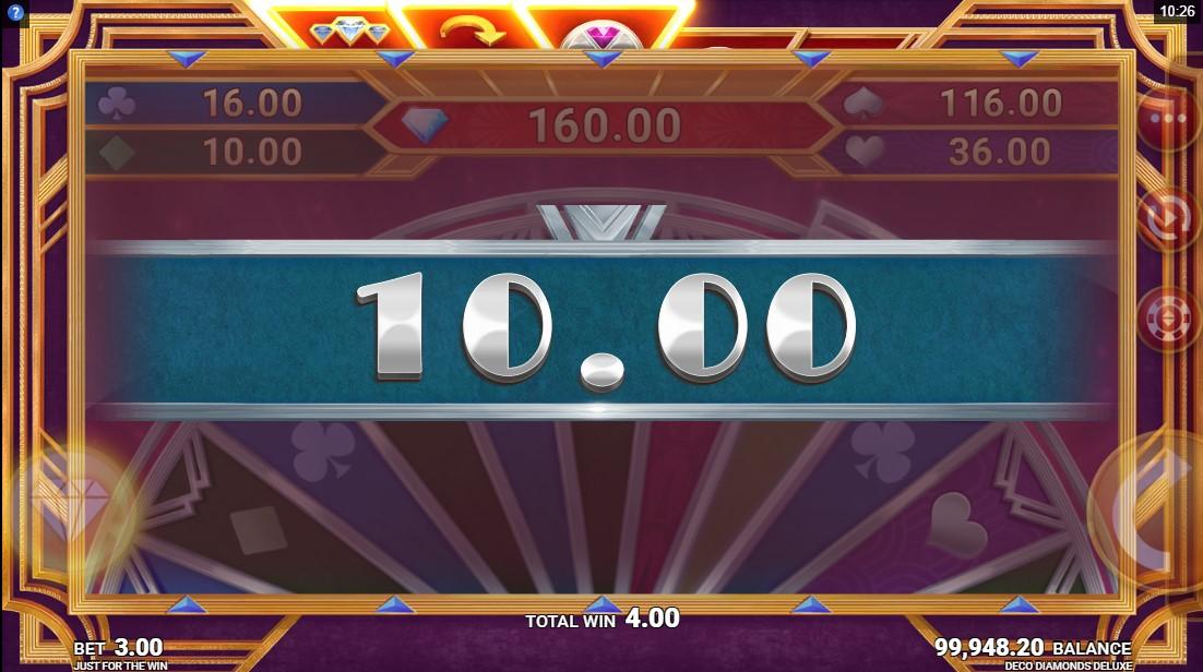 Игровой автомат Deco Diamonds Deluxe