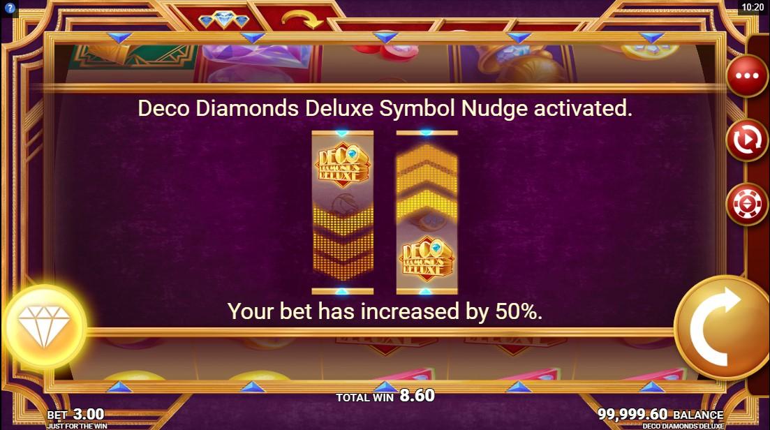 Бесплатный слот Deco Diamonds Deluxe
