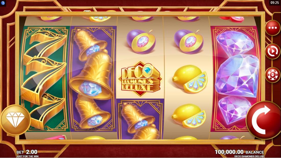 Deco Diamonds Deluxe игровой автомат