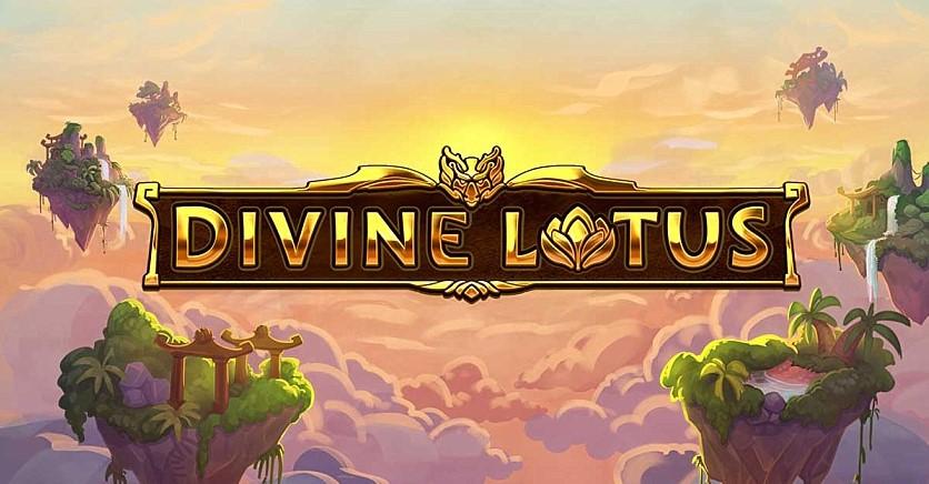 Играть Divine Lotus бесплатно