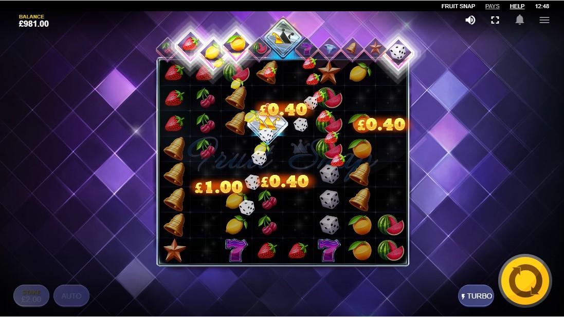 Fruit Snap игровой автомат