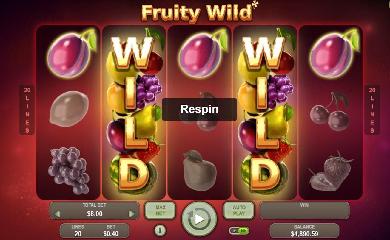 Fruity Wild играть бесплатно