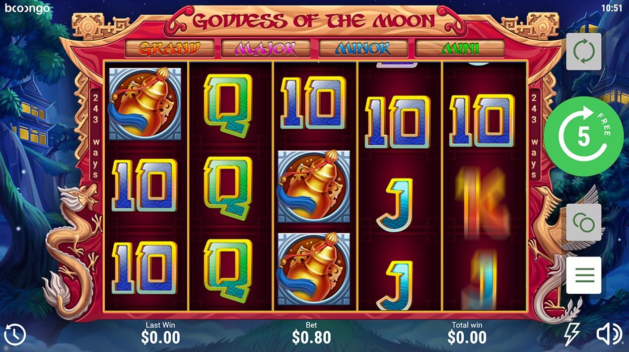 Игровой автомат Goddess of the Moo