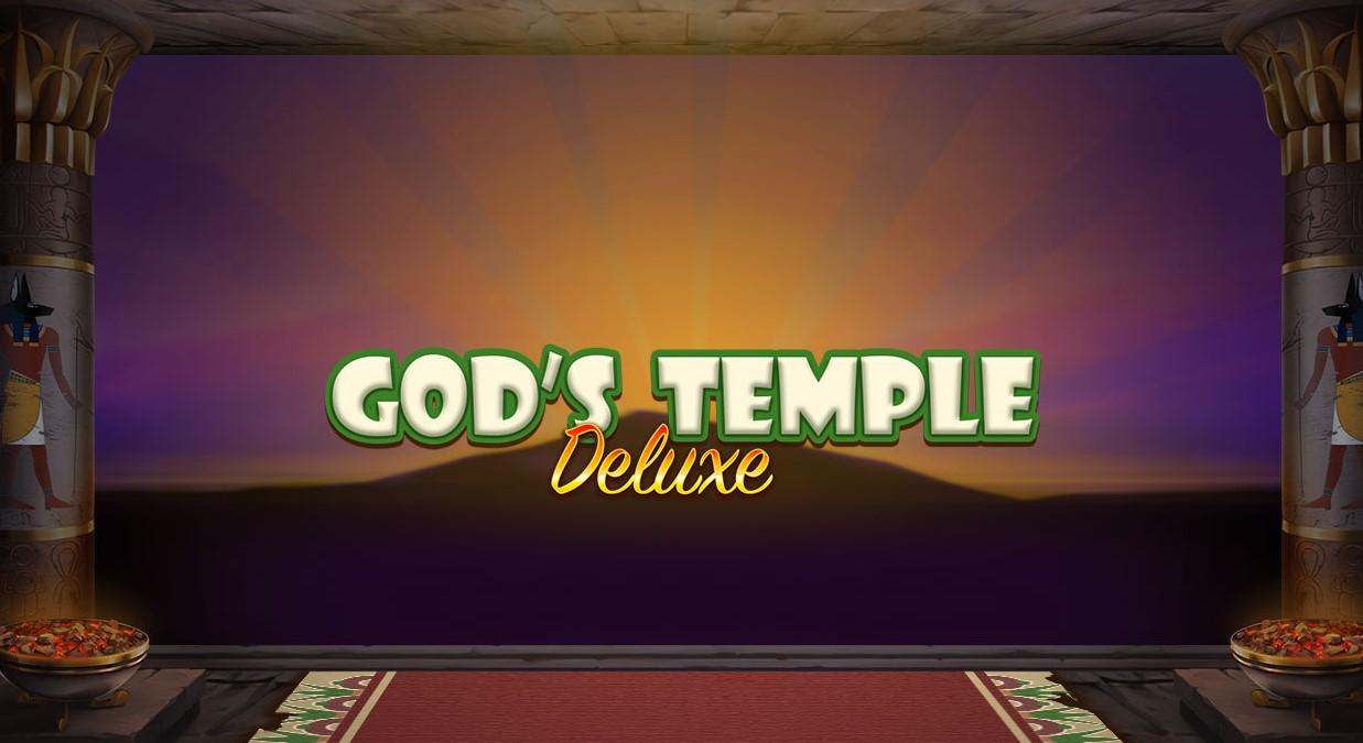 Игровой автомат God's Temple Deluxe
