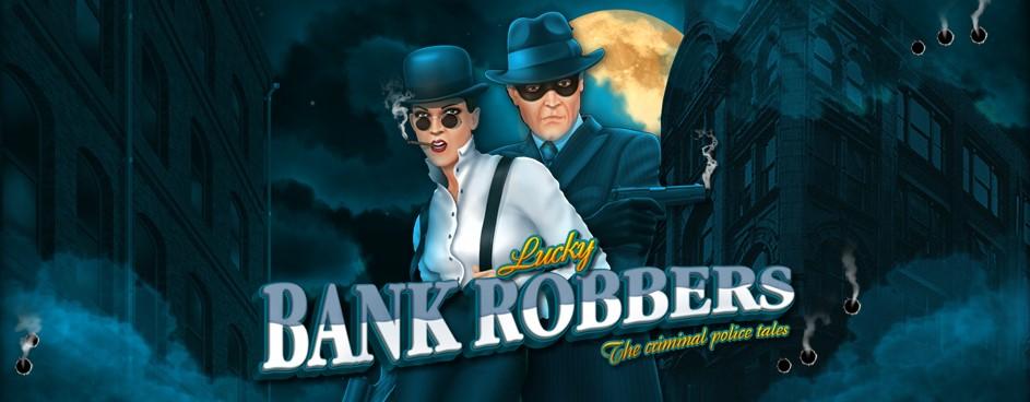 Ставок зарегистрироваться lucky bank robbers игровой автомат