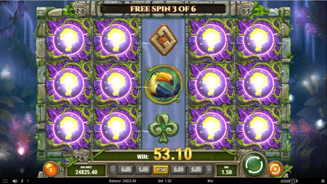 Игровой автомат Rainforest Magic