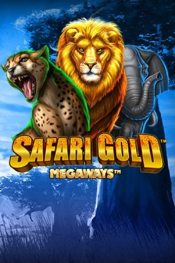 Играть Safari Gold Megaways онлайн