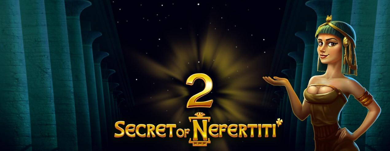 Играть Secret of Nefertiti бесплатно