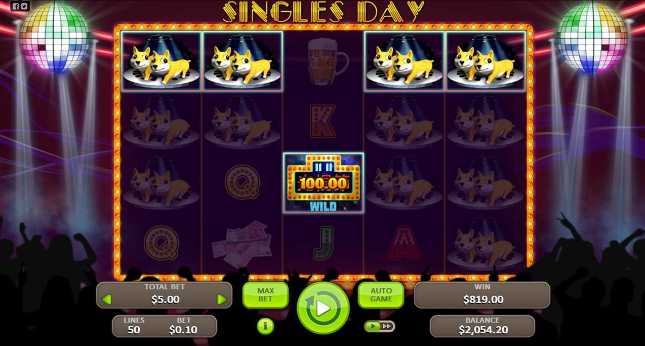 Singles Day играть бесплатно