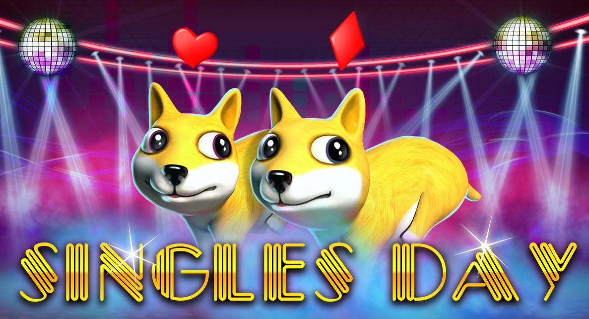 Играть Singles Day бесплатно