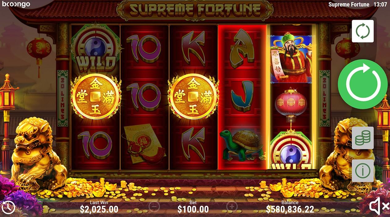 Supreme Fortune играть бесплатно