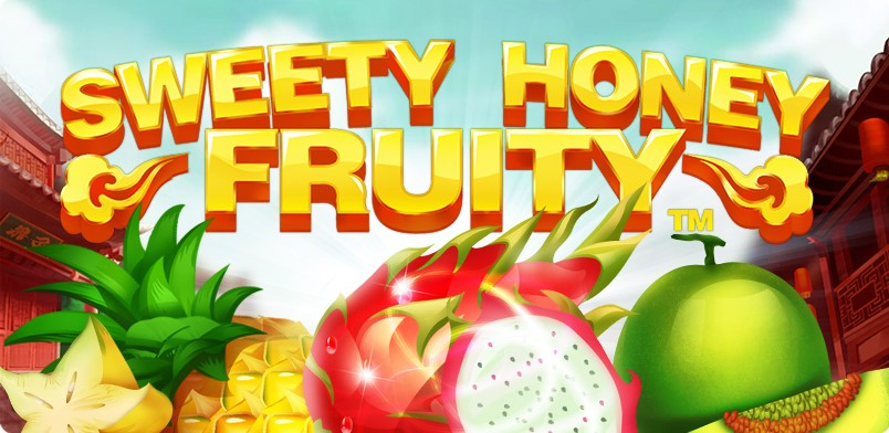 Играть Sweety Honey Fruity бесплатно