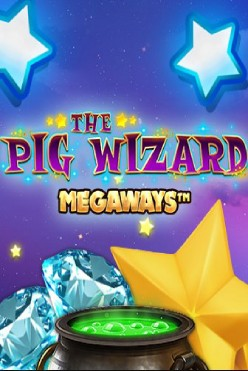 Играть The Pig Wizard Megaways онлайн
