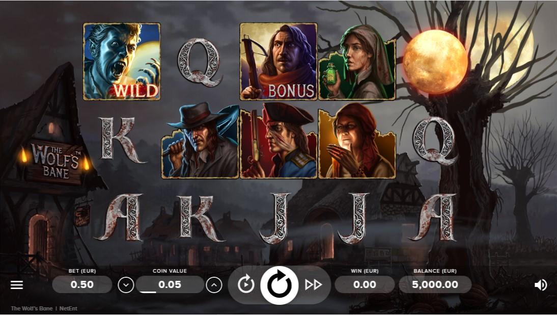 The Wolf's Bane играть бесплатно