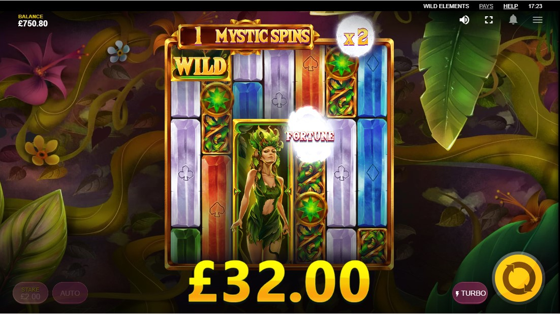 Игровой автомат Wild Elements