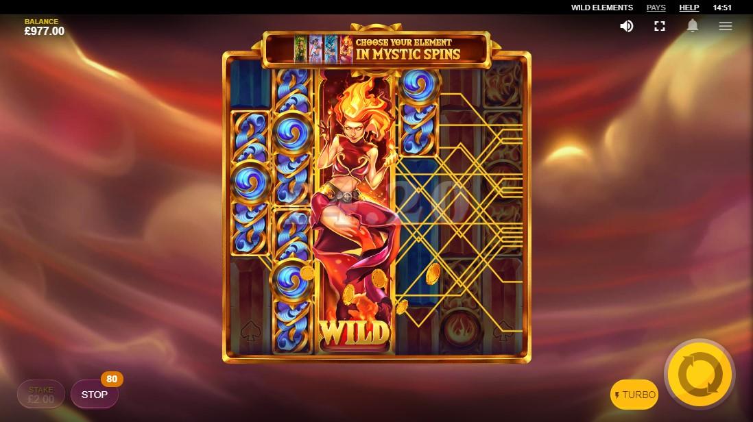 Играть бесплатно Wild Elements