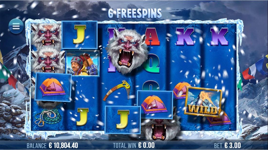 Игровой автомат 9k Yeti