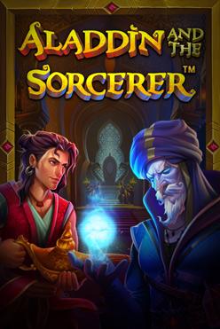 Играть Aladdin и Sorcerer онлайн