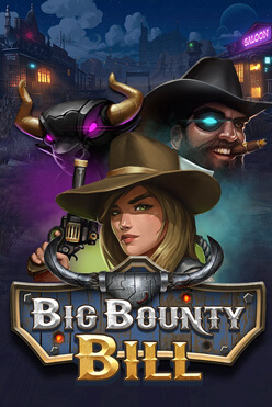 Играть Big Bounty Bill онлайн