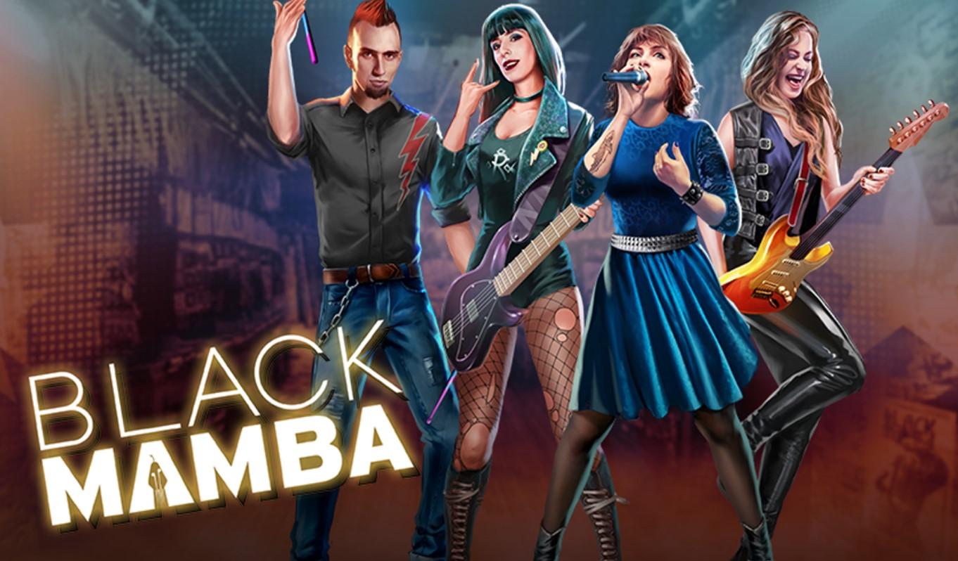 Играть Black Mamba бесплатно