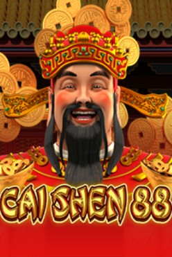 Играть Cai Shen 88 онлайн