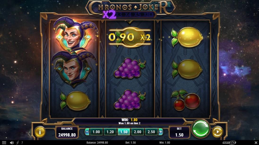Chronos Joker играть бесплатно