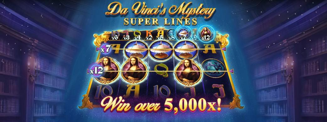 Играть Da Vinci's Mystery бесплатно