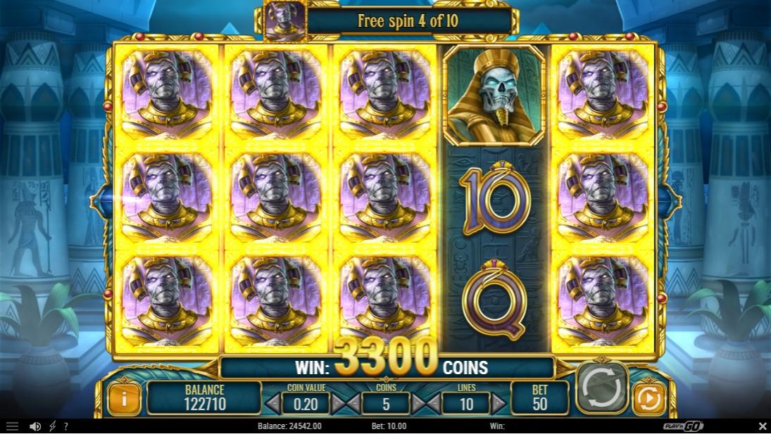 Doom of Egypt играть онлайн