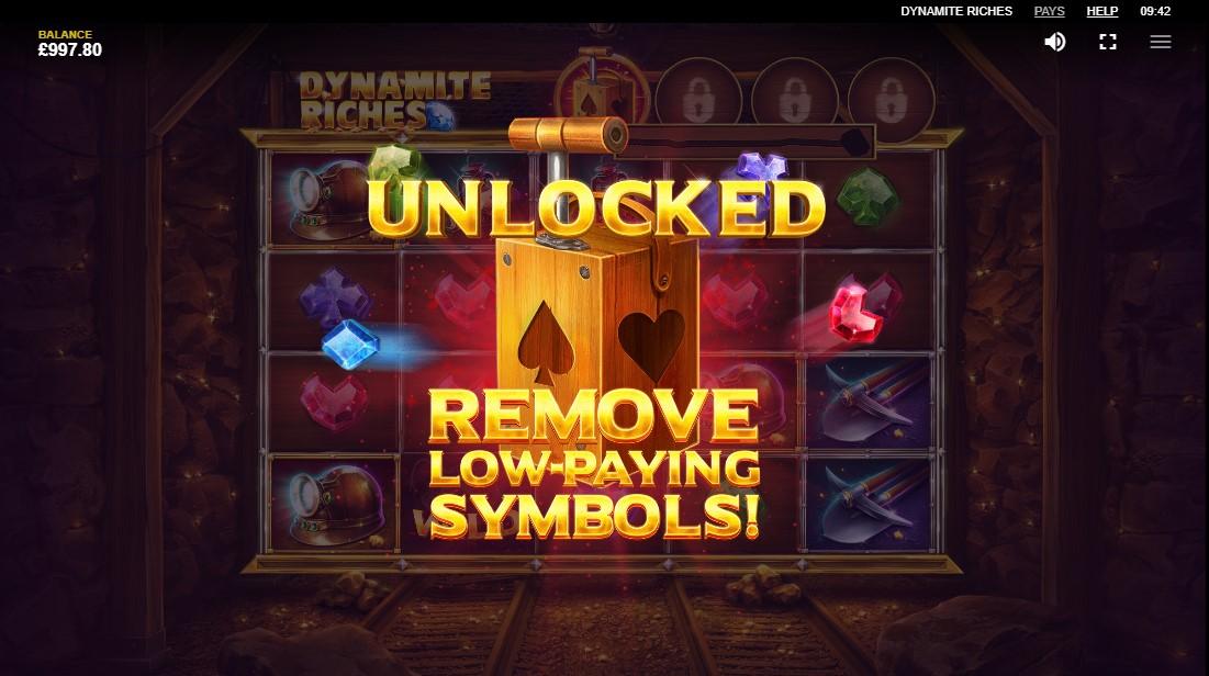 Dynamite Riches играть без регистрации