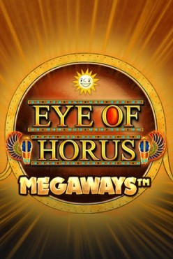 Играть Eye of Horus Megaways онлайн
