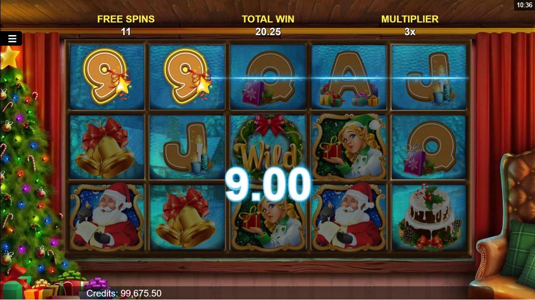 Игровой автомат Festive Indulgence