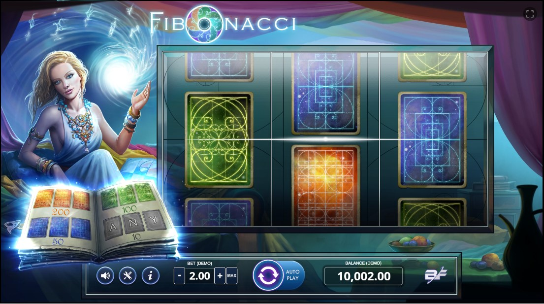 Слот Fibonacci играть