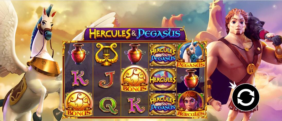 Играть Hercules & Pegasus бесплатно