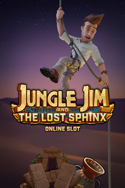 Играть Jungle Jim and the Lost Sphinx онлайн