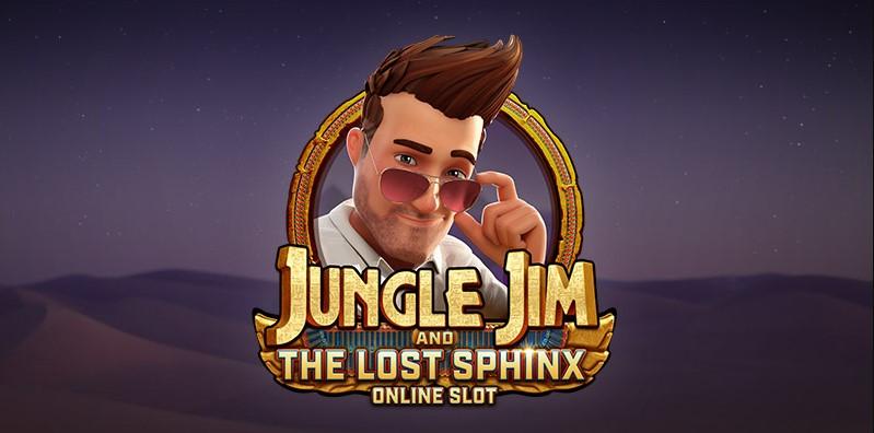 Играть Jungle Jim and the Lost Sphinx бесплатно