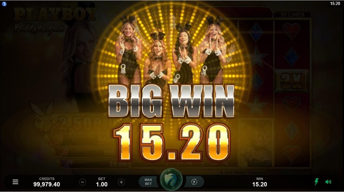 Играть бесплатно Playboy Gold Jackpots