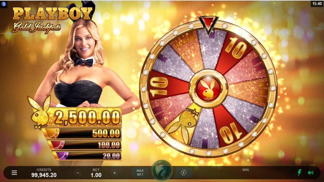 Бесплатный слот Playboy Gold Jackpots
