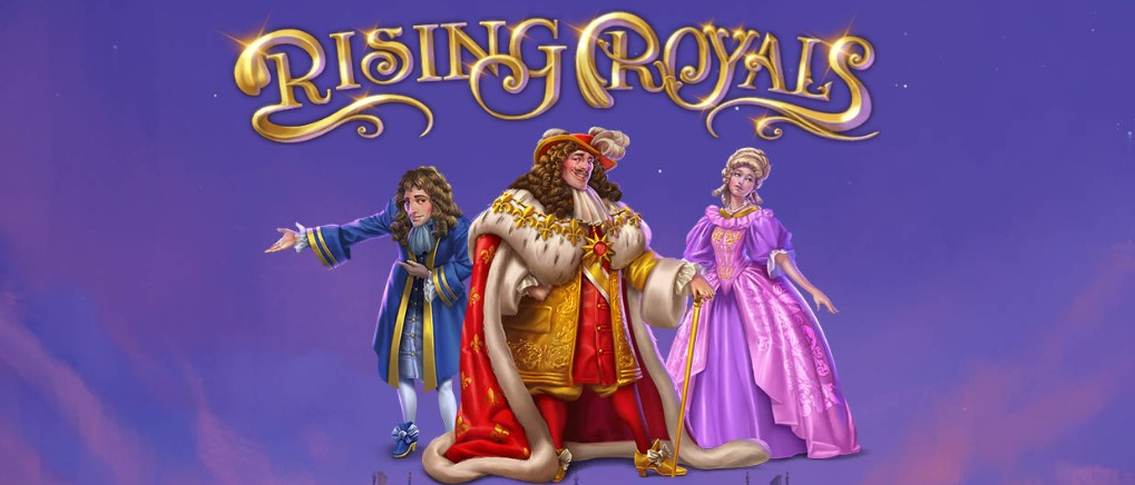 Играть Rising Royals бесплатно