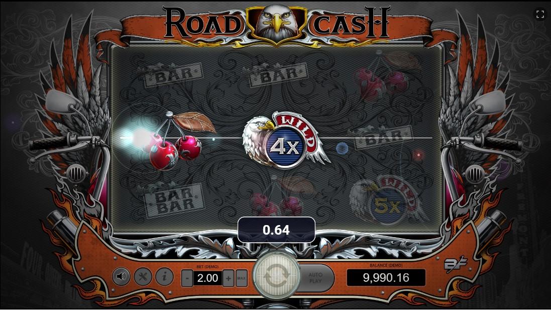 Играть бесплатно Road Cash