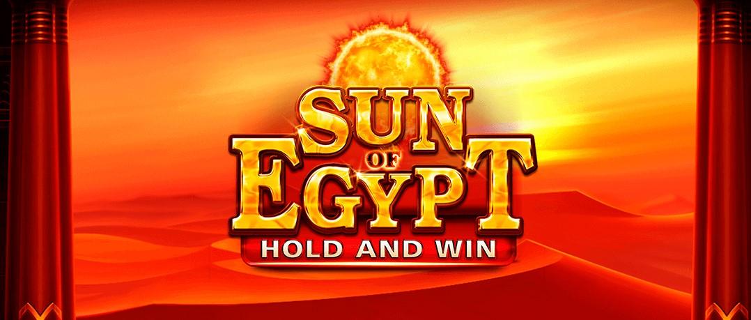 Играть Sun Of Egypt бесплатно