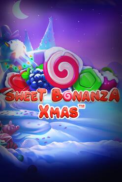 Играть Sweet Bonanza Xmas онлайн