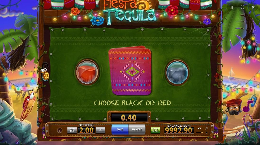 Игровой автомат Tequila Fiesta