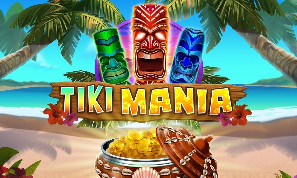 Играть Tiki Mania бесплатно